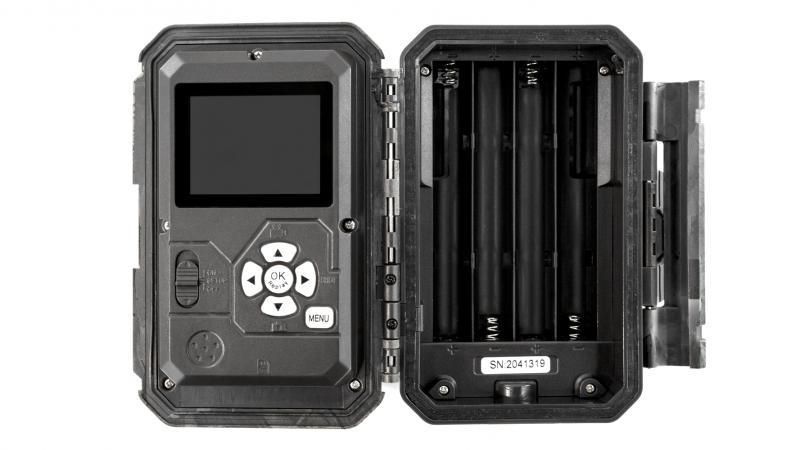 Fotopast KeepGuard KG795NV + 32GB SD karta, 8ks baterií a doprava ZDARMA!