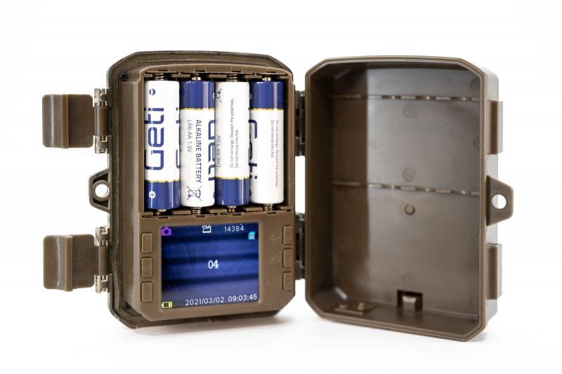 Fotopast OXE Gepard II + 32GB SD karta, 4ks baterií a doprava ZDARMA!