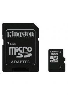 16GB SDHC - paměťová karta