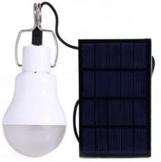 OXE ZS 1201 - Žárovka se solárním panelem