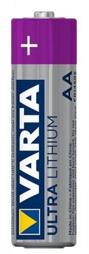 Varta 6106 Ultra Lithium AA - Lithiová baterie, 1ks