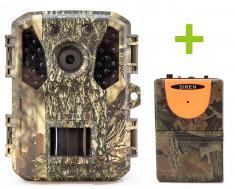 Fotopast OXE Gepard II a lovecký detektor + 32GB SD karta, 6ks baterií a doprava ZDARMA!